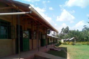 The Water Project: Bushili Secondary School -  Classroom Block