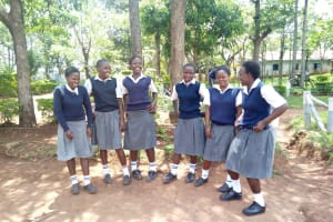 The Water Project: Imbale Secondary School -  Students