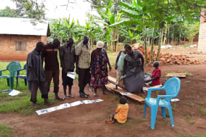 The Water Project: Maiha-Kayanja Community -  Training