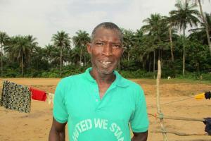 The Water Project: Sanya Community -  Adikalie Kamara