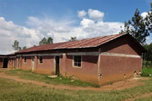 The Water Project: Bukhubalo Primary School -  Classrooms