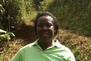 The Water Project: Ivulugulu Community, Ishangwela Spring -  Sheba Atuta