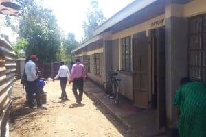 The Water Project: Shibale Secondary School -  School Compound