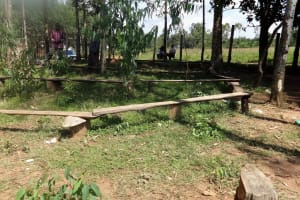 The Water Project: Bukhubalo Primary School -  Outdoor Learning Area