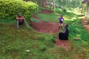 The Water Project: Ivulugulu Community, Ishangwela Spring -  Community