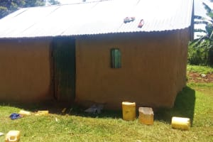 The Water Project: Shiru Community, Sammy Alumola Spring -  Household