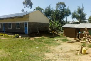 The Water Project: Muyere Secondary School -  School Compound