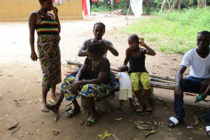 The Water Project: Kolia Community -  Community Activities