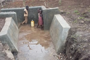 The Water Project: Karongo-Dum Community -  Clean Water