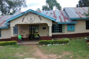 The Water Project: Lihanda Secondary School -  Office Block