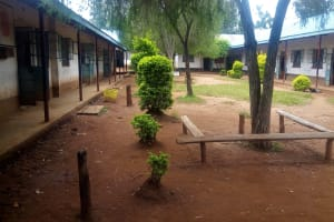 The Water Project: Essong'olo Secondary School -  School Grounds And Classrooms