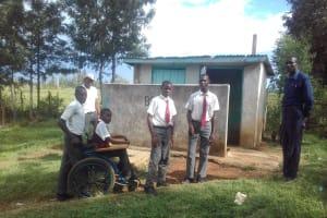 The Water Project: Joyland Special Secondary School -  School Gate