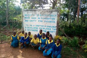 The Water Project: Lugango Primary School -  School Entrance