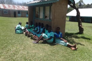 The Water Project: Musabale Primary School -  Students