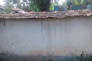 The Water Project: Essaba Secondary School -  Crumbling Facilities