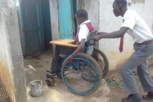 The Water Project: Joyland Special Secondary School -  Latrines