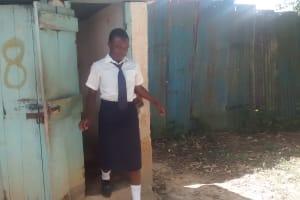 The Water Project: Essaba Secondary School -  Latrines