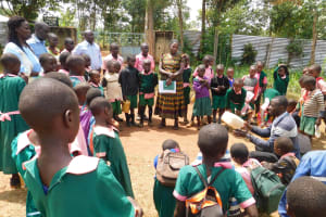 The Water Project: Womulalu Primary School -  Solar Disinfection