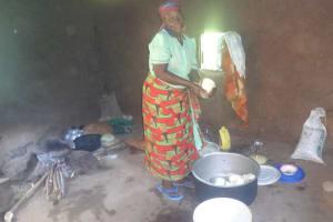 The Water Project: Musabale Primary School -  School Cook