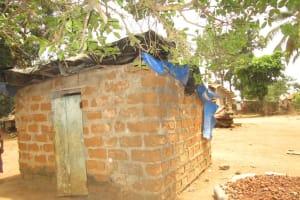 The Water Project: Tulun Community, 10 Tulon Road -  Latrine