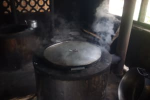 The Water Project: St. Stephen Maraba Secondary School -  Inside Kitchen