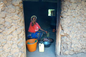 The Water Project: Eshiamboko Primary School -  School Cook