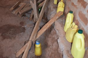 The Water Project: Nzalae Primary School -  Student Jerrycans