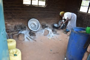 The Water Project: Katalwa Primary School -  Kitchen