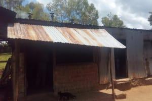 The Water Project: Bishop Makarios Secondary School -  School Kitchen