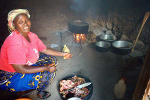 The Water Project: Eshiamboko Primary School -  In The Kitchen