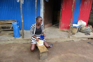 The Water Project: Tintafor, Fire Force Barracks Community -  Community Members