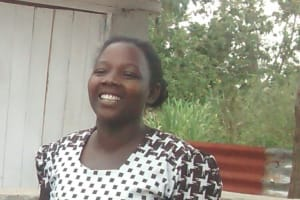 The Water Project: Womulalu Primary School -  Pta Chairlady Caroline Aseyo