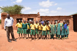 The Water Project: Nzalae Primary School -  Students And Teachers