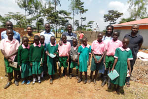 The Water Project: Womulalu Primary School -  Training Participants