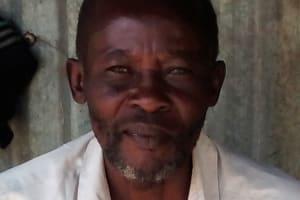 The Water Project: Lihanda Secondary School -  Principal Fredrick Omondi