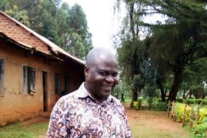 The Water Project: Injira Secondary School -  School Principal