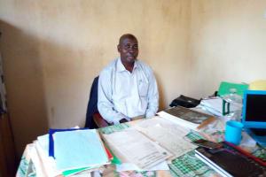 The Water Project: Lugango Primary School -  School Principal