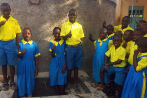 The Water Project: Munyanda Primary School -  Clean Water