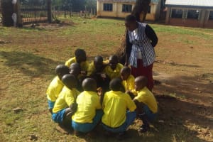The Water Project: Munyanda Primary School -  Group Discussions