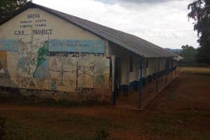 The Water Project: Shina Primary School -  Classrooms