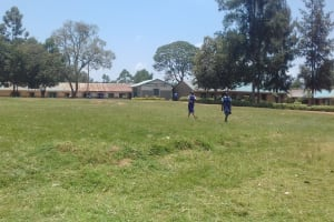 The Water Project: Kapsotik Primary School -  School Grounds