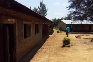 The Water Project: Makuchi Primary School -  Classrooms