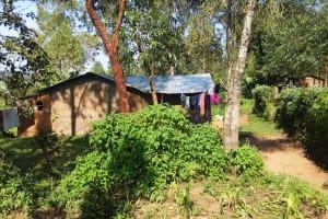 The Water Project: Chebwayi B Community, Wambutsi Spring -  Household