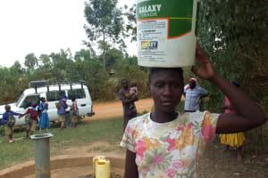 The Water Project: Kitali Community -  Nancy Antony