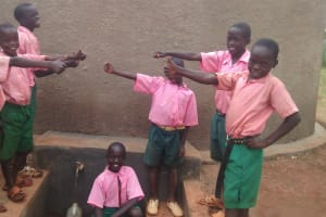 The Water Project: Womulalu Primary School -  Clean Water