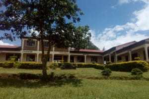 The Water Project: Bishop Makarios Secondary School -  School Compound