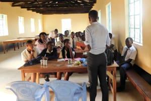 The Water Project: Eshisiru Secondary School -  Training