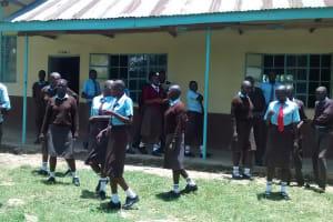The Water Project: Lihanda Secondary School -  School Grounds