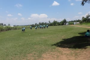 The Water Project: Musabale Primary School -  School Grounds