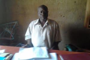 The Water Project: Kamuluguywa Secondary School -  Mr Lihanda Asega